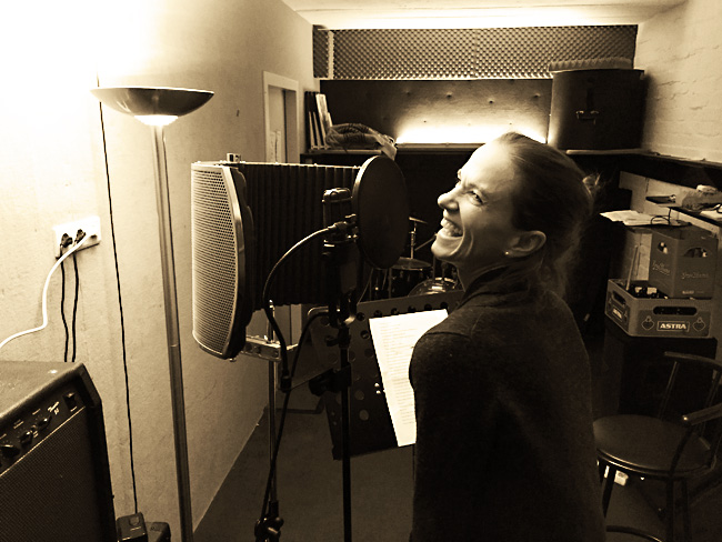Raimund Burke Orchestra - vocal recordings